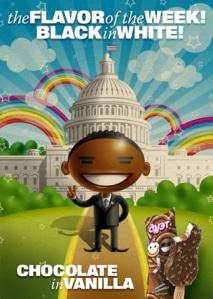 Russian Obama Ice Cream