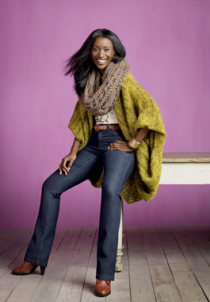 O Magazine - Knit Sweater Coats for All Body Types